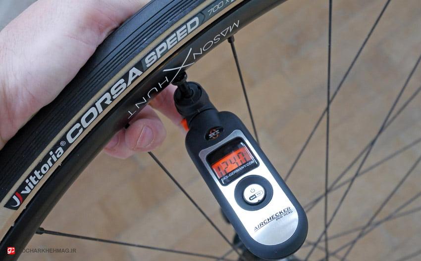 درجه سنج دیجیتال دوچرخه