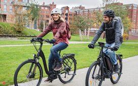 تصویر دو دوچرخه