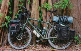 دوچرخه دست دوم برای سفر