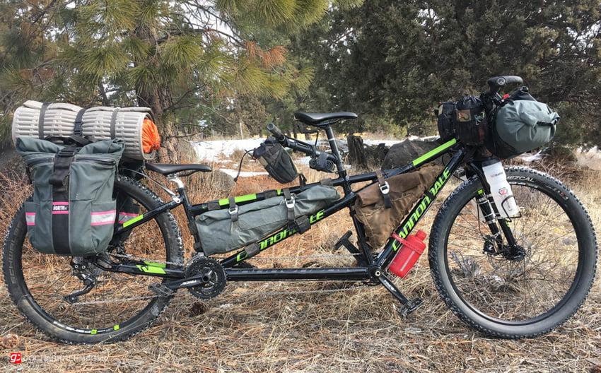 دوچرخه دونفره سایکلتوریست
