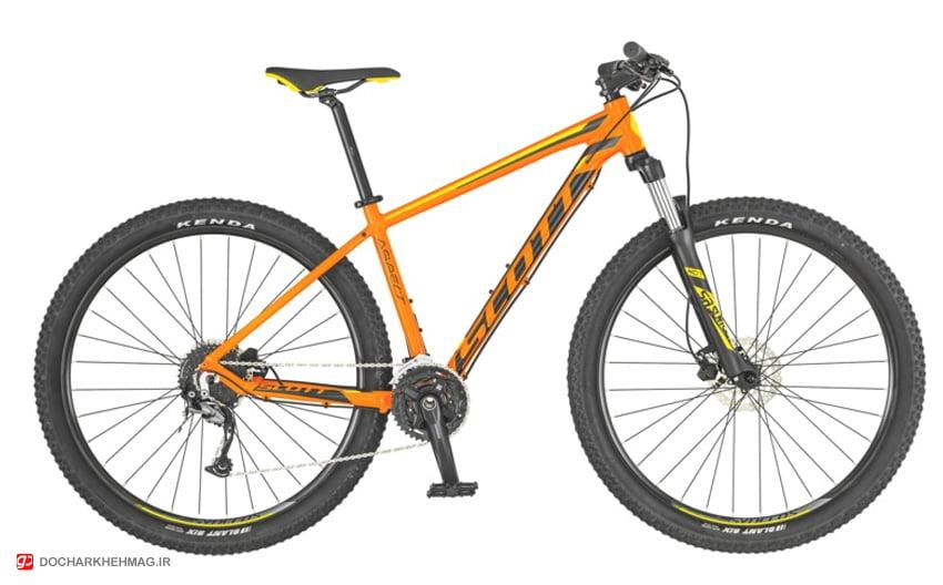مدل دوچرخه کوهستان اسپرت شرکت اسکات
