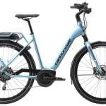 نمونه دوچرخه برقی سبک شهری شرکت کنندال