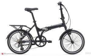 نمونه دوچرخه تاشو شرکت جاینت3