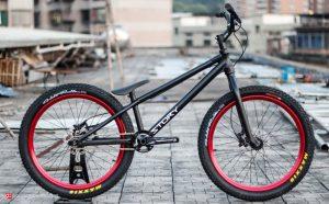 نمونه دوچرخه تریال