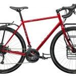 نمونه دوچرخه توریستی گرایش به سک دوچرخه جاده