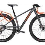 نمونه دوچرخه توریستی گرایش به سک کوهستان