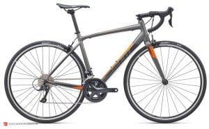 نمونه دوچرخه جاده (کورسی) شرکت جاینت