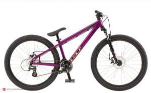 نمونه دوچرخه جامپ شرکت جی.تی