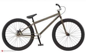 نمونه دوچرخه جامپ