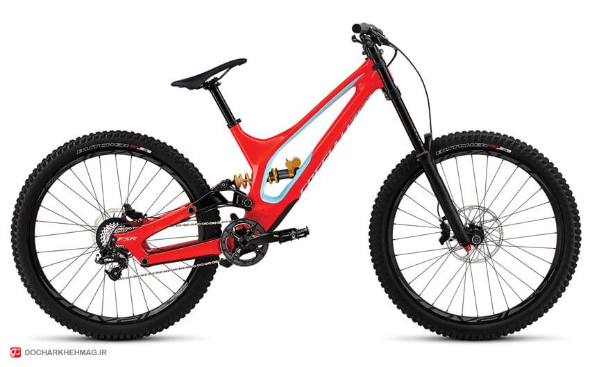 نمونه دوچرخه دانهیل شرکت اسپشیالایزد