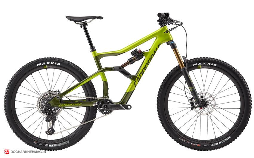 نمونه دوچرخه سبک آل منتاین شرکت کنندال