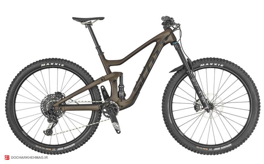 نمونه دوچرخه سبک اندرو شرکت اسکات