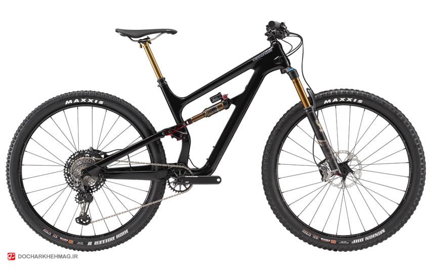 نمونه دوچرخه سبک تریل شرکت کنندال