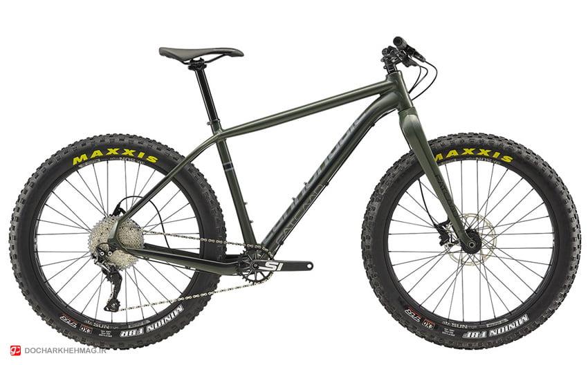 نمونه دوچرخه سبک فت بایک شرکت کنندال