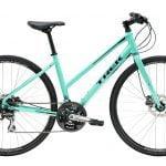 نمونه دوچرخه شهری زنانه شرکت ترک