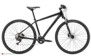نمونه دوچرخه فیتنس شرکت کنندال با دوشاخ جلو کمک دار