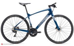 نمونه دوچرخه هیبرید با گرایش به دوچرخه جاده و کوهستان1