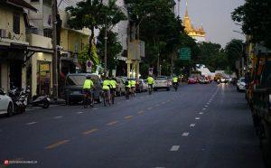 دوچرخه سواری در باکوک تایلند