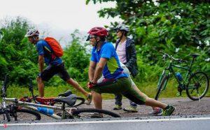 دوچرخه سواری در جزیره کوچانگ تایلند