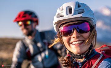دوچرخه سواری ک خوشحال است