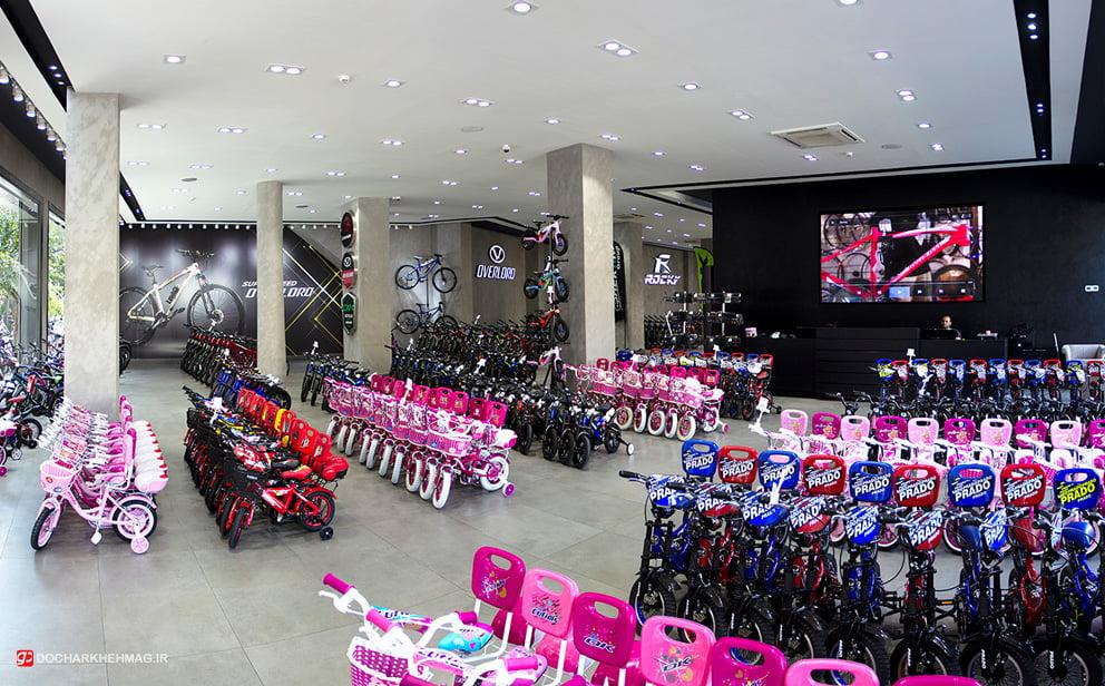 مرکز فروش دوچرخه بچه گانه