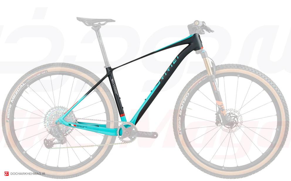 تصویر بدنه یا فریم دوچرخه